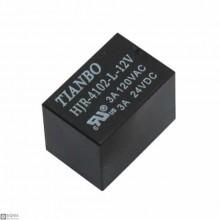 10 PCS HJR-4102-L Relay [3A] [5V, 12V, 24V]