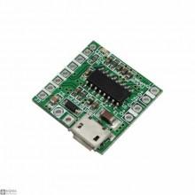 5 PCS PAM8403 Stereo Digital Audio Amplifier Module [2x3W]