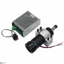 500W ER11 Spindle Motor with Speed Regulator Kit