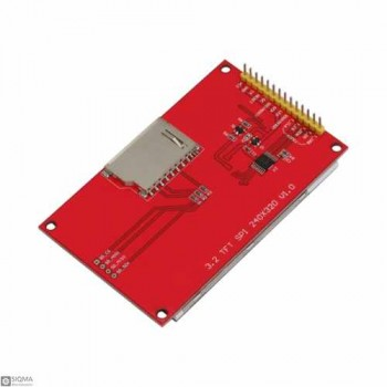 MSP3218 Full Color TFT Touch Display Module [3.2 inch] [320x240 Pixel]
