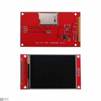 MSP2807 Full Color TFT Touch Display Module [2.8 inch] [320x240 Pixel]