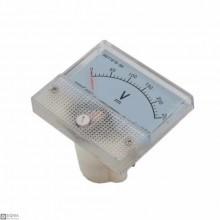 85C1 Analog Voltmeter Panel