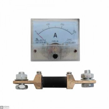 85C1 Analog Ammeter Panel