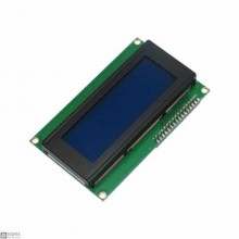 2004 I2C Blue Character LCD Module