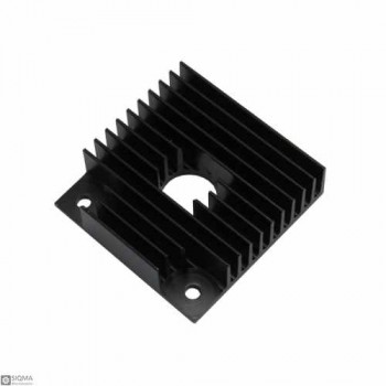3 PCS 3D Printer MK7 MK8 Aluminum Extruder Heat Sink