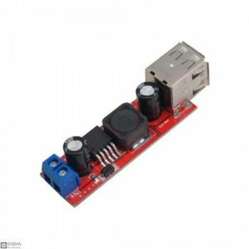 Dual USB Channel DC-DC Step Down Regulator Module [5V] [3A]