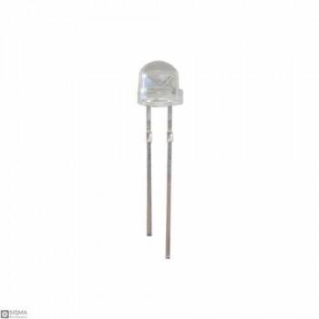 100 PCS Straw Hat Green LED (Transparent Green LED) [5mm]