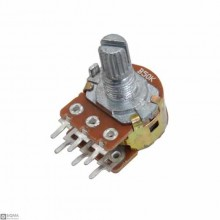 10 PCS WH148 Double Analog Potentiometer [50Kohm]