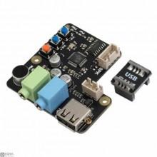 Raspberry Pi X350 USB Sound Card Shield