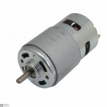 795 D Shaft Dual Ball Bearing DC Motor [12V , 24V] [12000rpm]