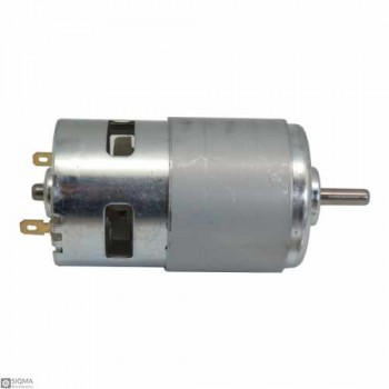 795 D Shaft Dual Ball Bearing DC Motor [12V , 24V] [12000rpm]