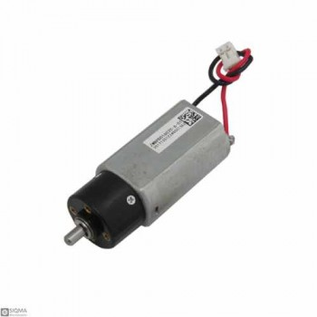 2 PCS Plastic Gear DC Motor [3V] [1300rpm]