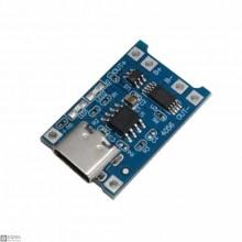 2 PCS TP4056A Lithium Battery Type C USB Charger Module
