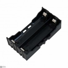 10 PCS Two Cell 18650 Battery Case