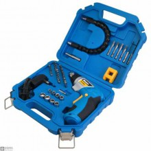 Berent BT9833 Mini Rechargeable Electric Screwdriver Set