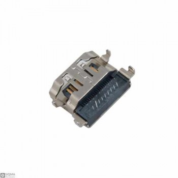 5 PCS Female Mini HDMI DIP Socket [Two Rows Pin]