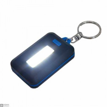 COB LED Key Chain Flashlight