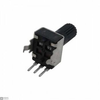 50 PCS RV09 Horizontal Adjustable Potentiometer