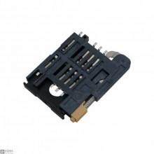 10 PCS KF-016 Self-Elastic 8 Pin SMD SIM Card Slot